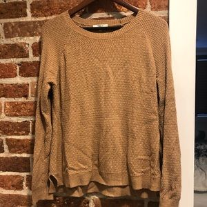 Madewell sweater, lightly worn
